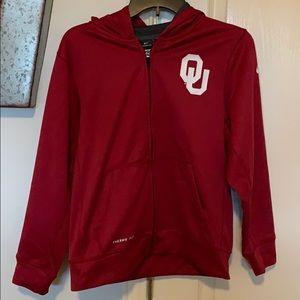 University of Oklahoma Nike Jacket